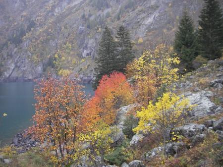 automne en Oisans