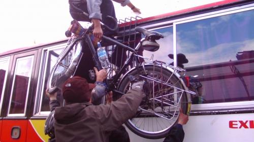 pérou,vélo,col,cordillère blanche